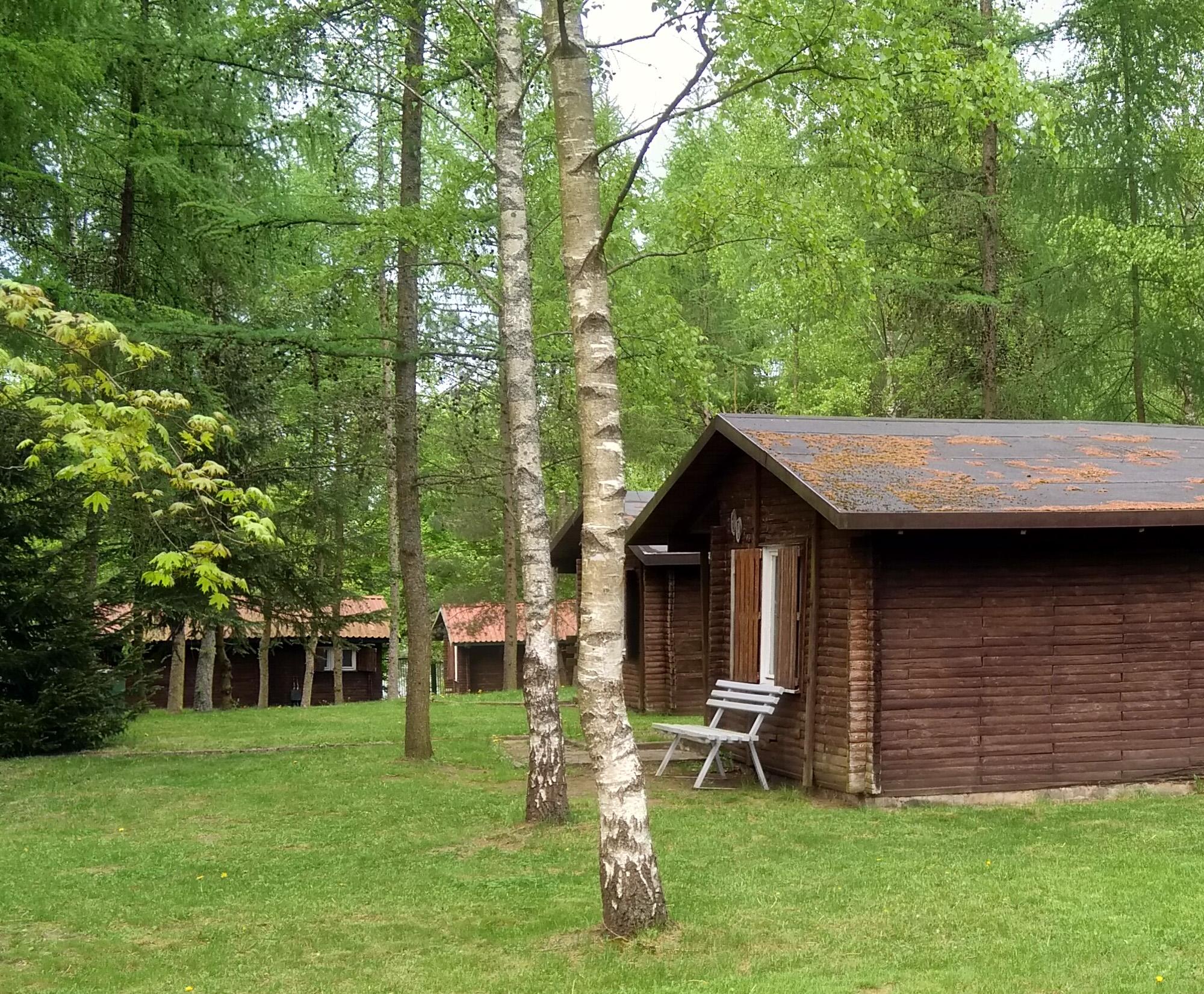 Domki na wynajem jezioro Krzemień Ekodar
