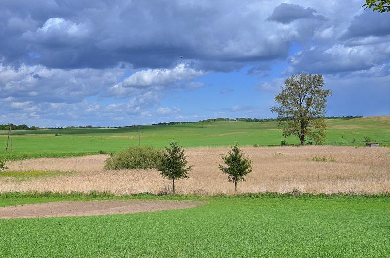 Okolice Krzemienia (wioska w zachodniopomorskim)