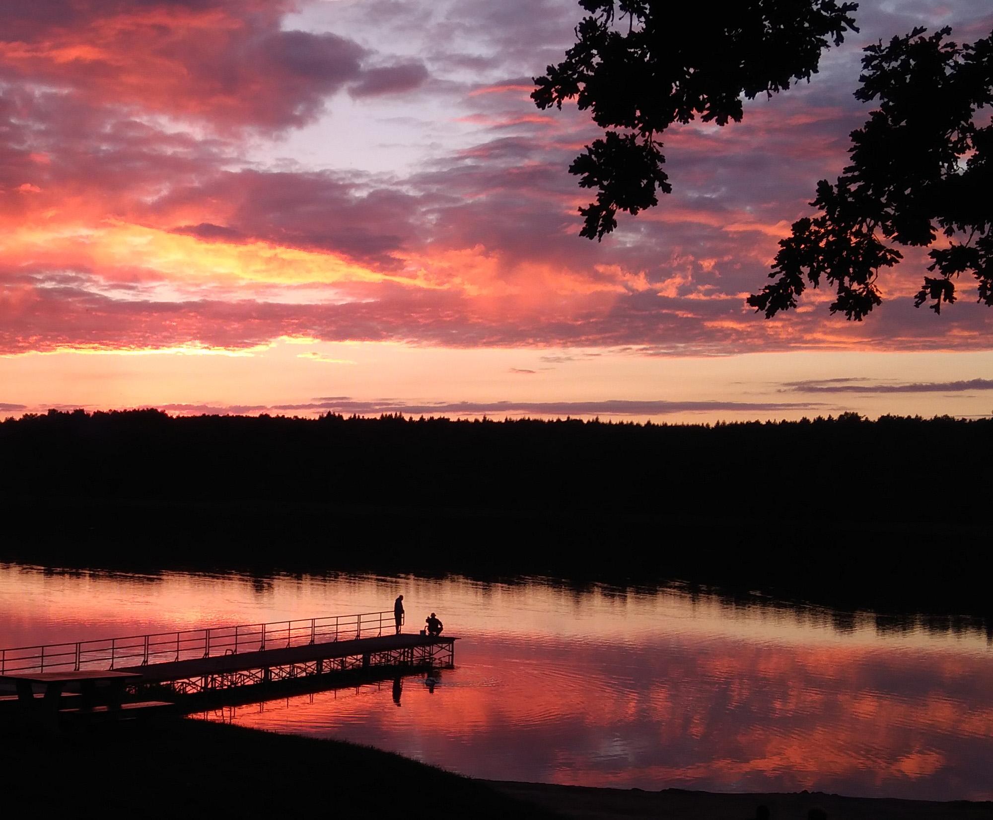 Domki wynajem jezioro Krzemień Ekodar