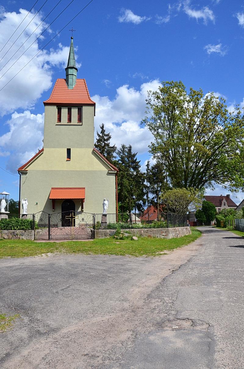 Miejscowość Krzemień w zachodniopomorskim